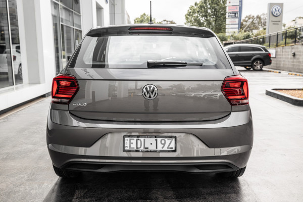 2019 Volkswagen Polo Hatch Image 4
