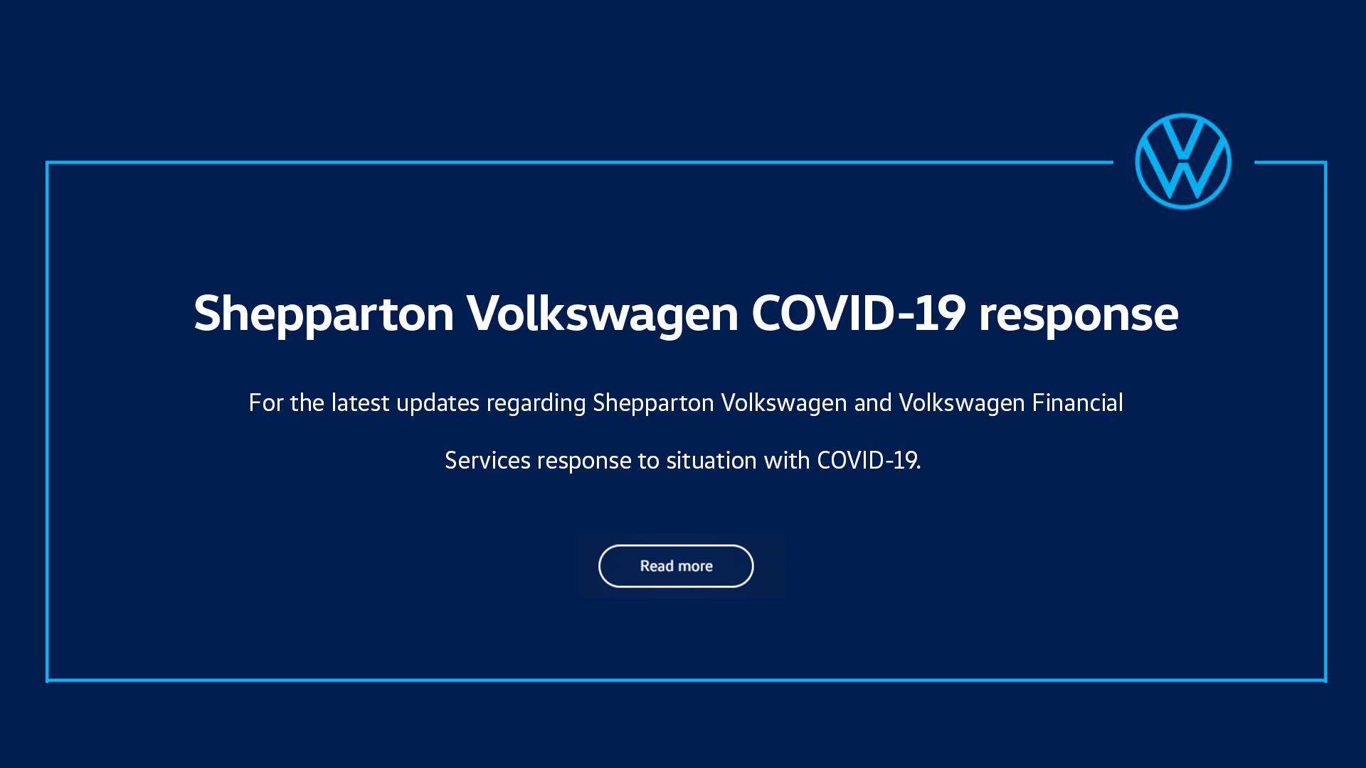 Shepparton VW COVID Response