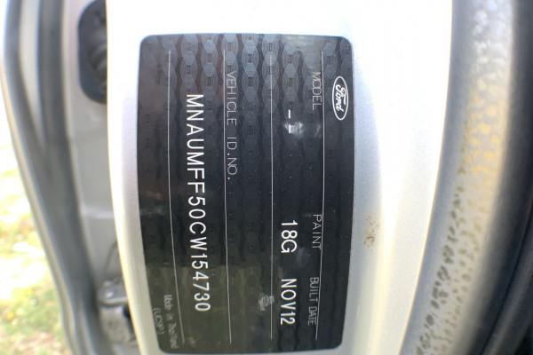 2012 Ford Ranger PX XLT Dual cab