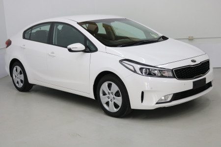 2017 MY18 Kia Cerato YD MY18 S Sedan