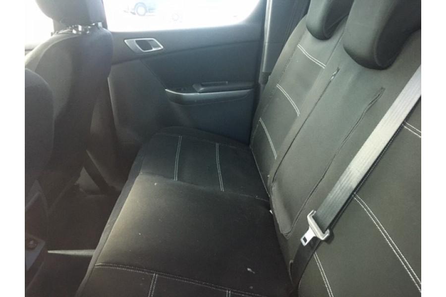 2017 Mazda BT-50 UR0YG1 XTR Utility