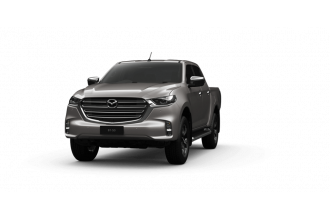 2020 MY21 Mazda BT-50 TF GT 4x4 Pickup Utility crew cab Image 3