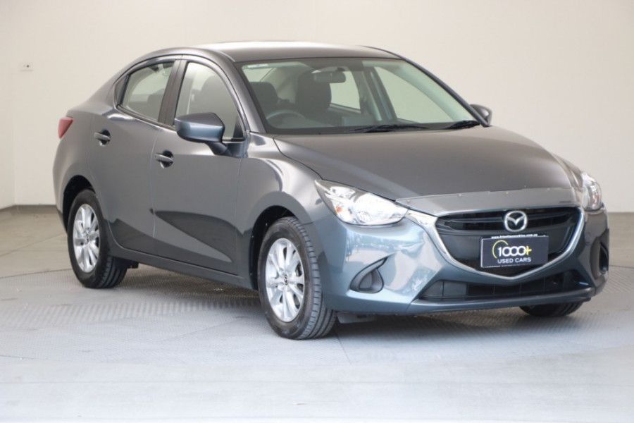 2015 Mazda 2 DL2SAA Maxx Sedan