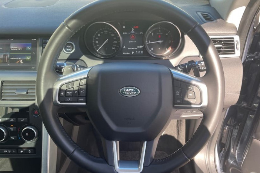 2017 Land Rover Discovery Sport L550  TD4 150 HSE Suv