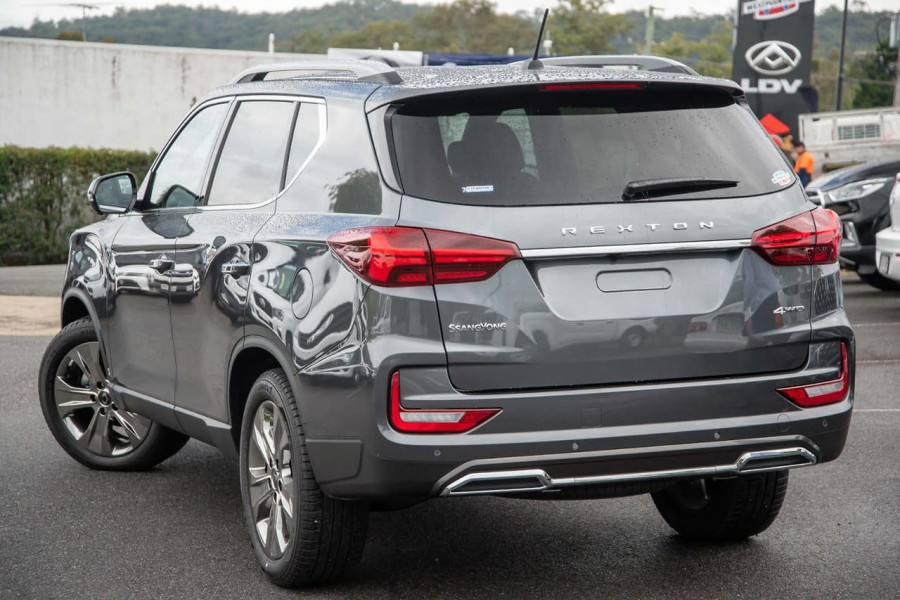 2020 MY21 SsangYong Rexton Y450 Ultimate Suv Image 7