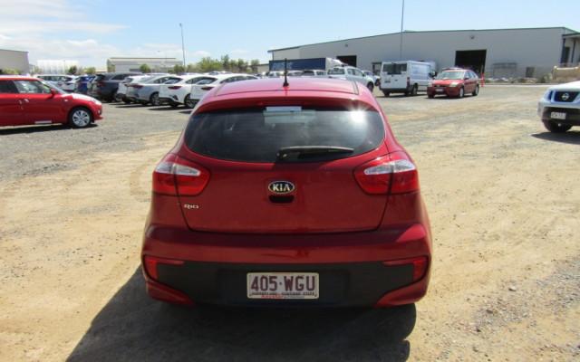 2016 Kia Rio 5dr H UB MY16 S Hatchback Image 5