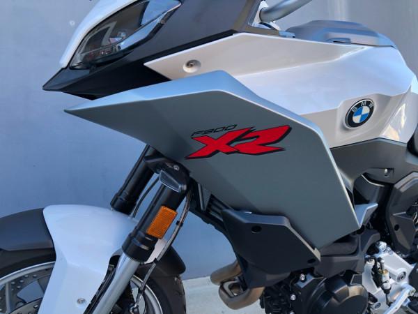 2020 BMW F900 XR Motorcycle
