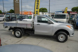 2013 Mazda BT-50 UP0YD1 XT 4x2 Hi-Rider Cab chassis Mobile Image 8
