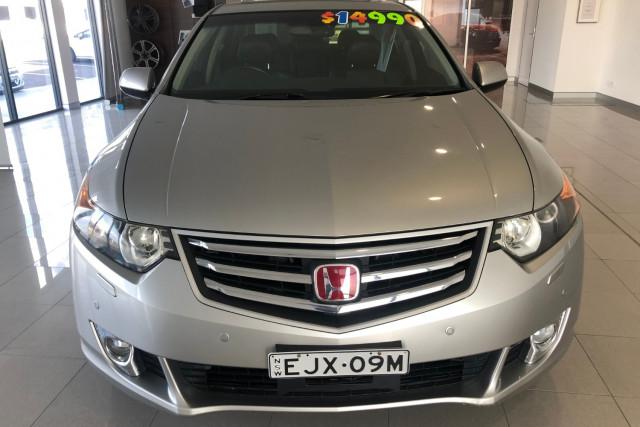 2010 Honda Accord Euro Luxury