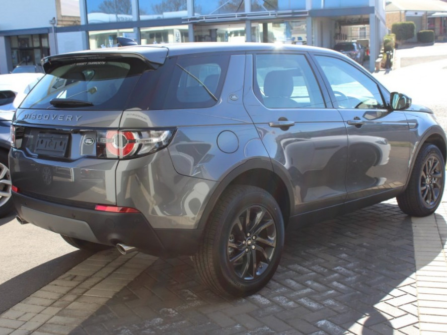 2018 Land Rover Discovery Sport L550  TD4 110kW TD4 110kW - SE Wagon