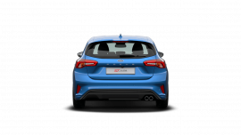 2019 MY20.25 Ford Focus SA ST-Line Hatch Hatchback