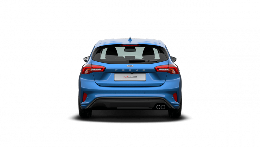 2020 MY20.25 Ford Focus SA ST-Line Hatch Hatchback Image 4