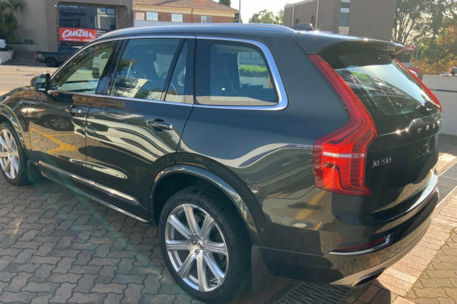 2018 Volvo XC90 L Series T6 Inscription (AWD) Suv Mobile Image 6