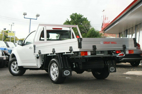2019 MY18 Great Wall Steed K2 Steed Single Cab Cab chassis Image 4