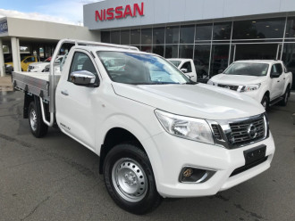Nissan Navara RX 4X4 Single Cab Chassis D23 Series 3