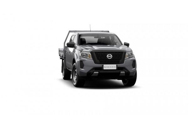 2021 Nissan Navara D23 Dual Cab SL Cab Chassis 4x4 Utility Image 5