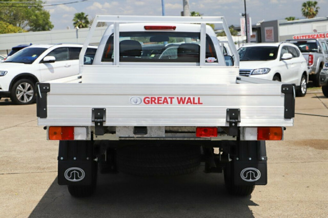 2019 Great Wall Steed Steed Single Cab