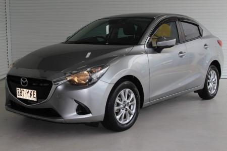 2018 Mazda 2 DL2SAA MAXX Sedan Image 4