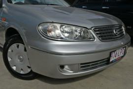 2004 Nissan Pulsar N16 MY2004 ST Sedan