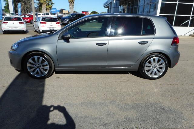 2012 MY13 Volkswagen Golf VI  118TSI Comfrtline HBK DSG 7sp 1.4T Hatchback Image 5