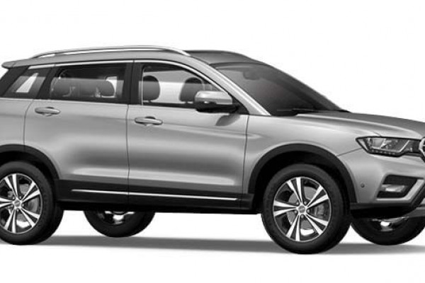 2020 MY19 Haval H6 LUX Suv Image 2