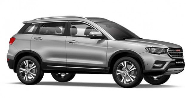 2020 MY19 Haval H6 LUX Suv Image 9