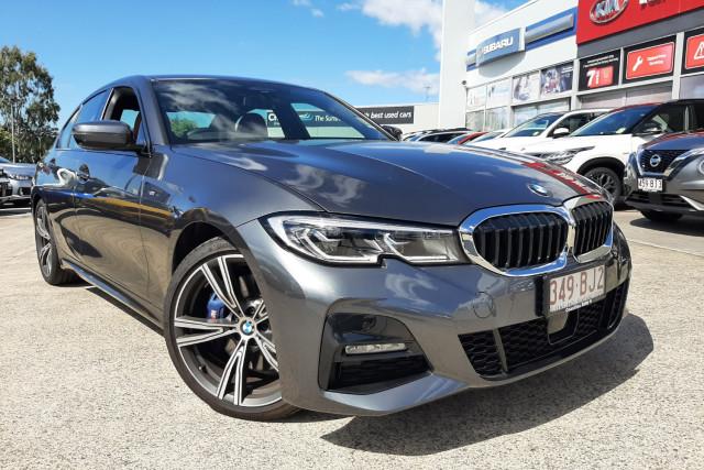 2021 BMW 3 Series G20 330i M Sport Sedan