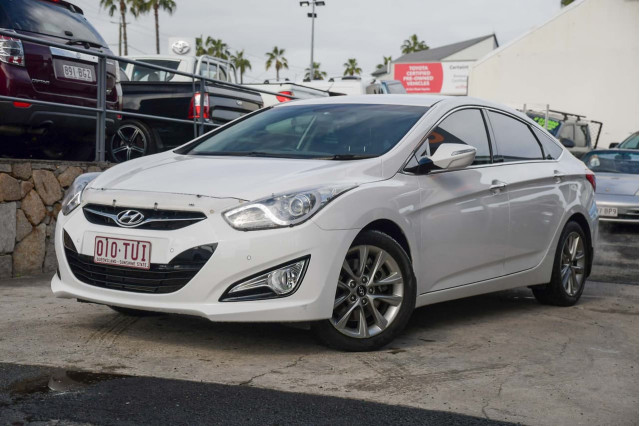 2014 Hyundai I40 VF2 Elite Sedan