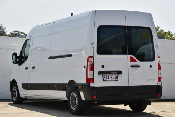 2019 Renault Master LWB L3H2 2.3L T/D 110kW 6Spd Auto Van Image 3