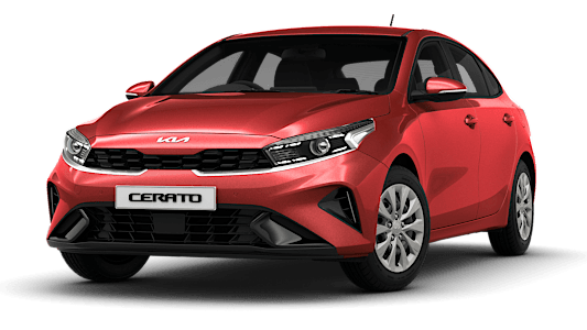 2021 MY22 Kia Cerato BD S with Safety Pack Hatch