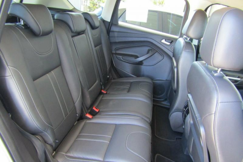 2015 MY16 Ford Kuga TF MKII Titanium AWD Wagon