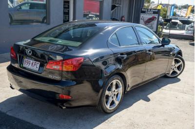 2008 Lexus Is GSE20R IS250 X Sedan Image 5