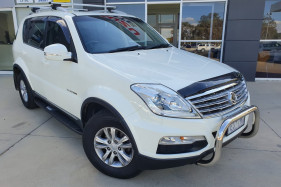 SsangYong Rexton SX Y285 II