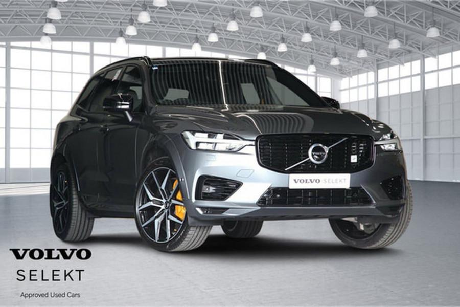 2020 MY21 Volvo XC60 UZ Recharge Suv Image 1