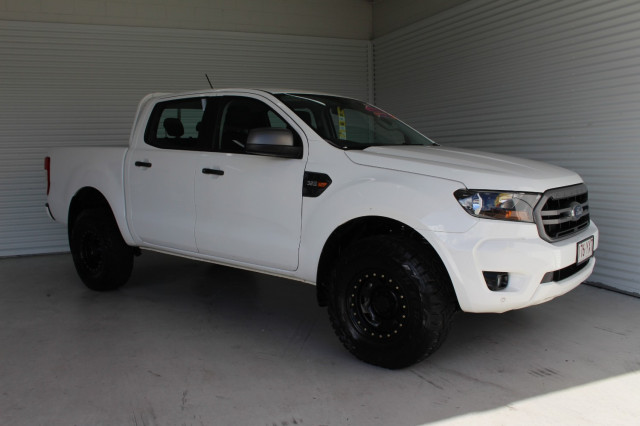2019 Ford Ranger PX MKIII 2019.00MY XLS Utility