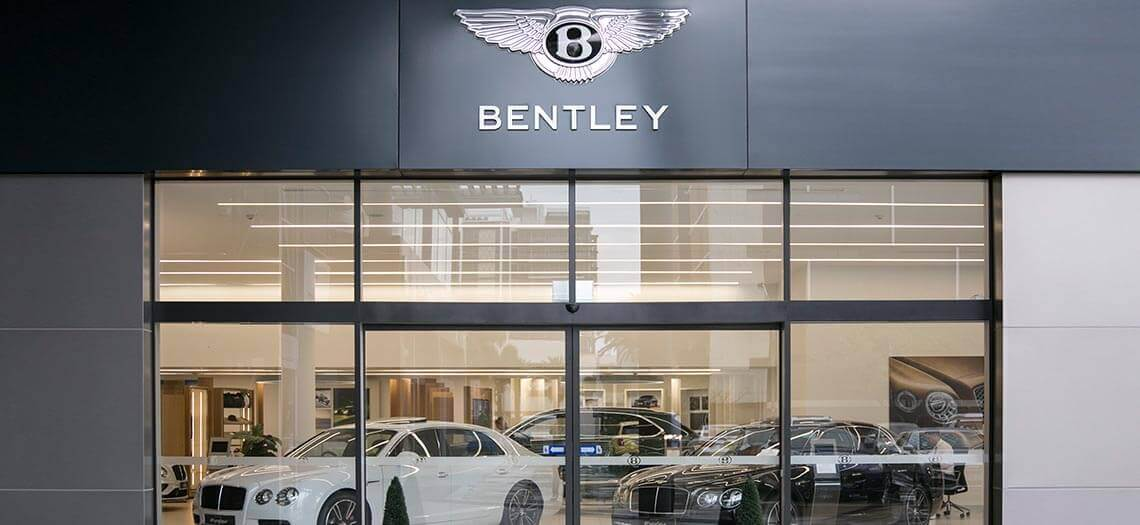About Bentley Brisbane