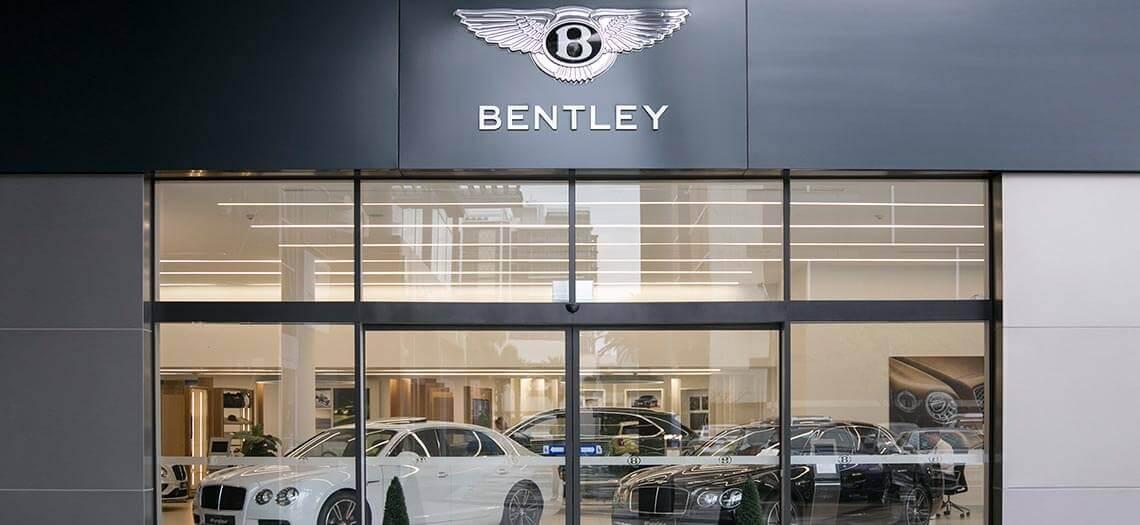 About Bentley Brisbane