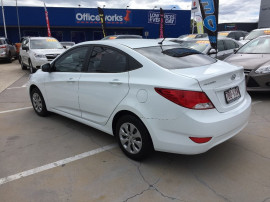 2015 Hyundai Accent RB2 MY15 Active Sedan