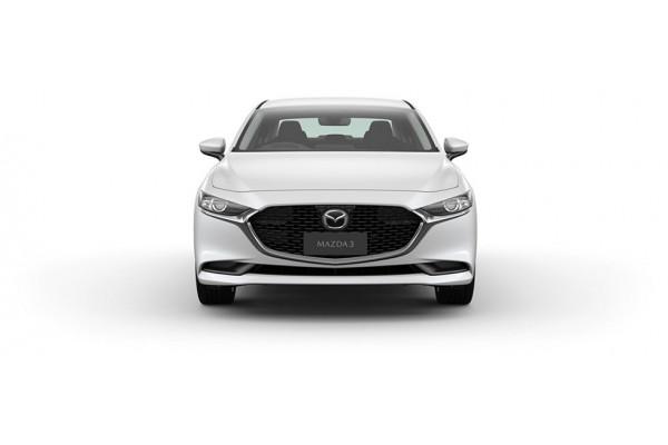 2021 Mazda 3 BP G20 Evolve Sedan Sedan Image 4