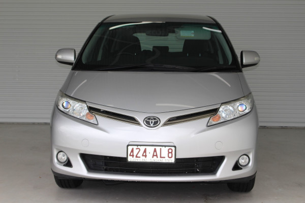 2015 MY13 Toyota Tarago ACR50R MY13 GLI Wagon Image 3