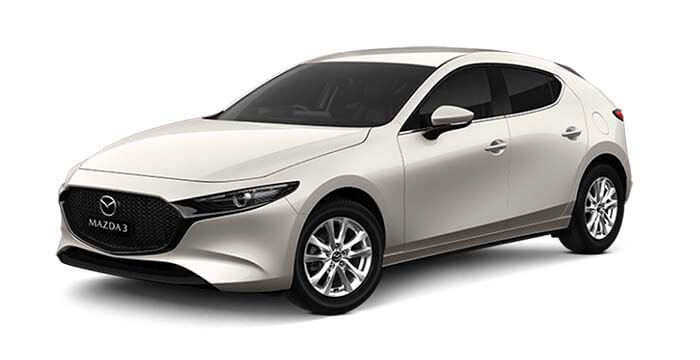 2019 Mazda 3 BP G20 Pure Hatch Hatchback