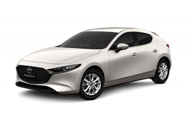 2020 Mazda 3 BP G20 Pure Hatch Hatch