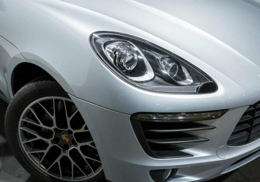 2016 MY17 Porsche Macan 95B MY17 S PDK AWD Diesel Wagon