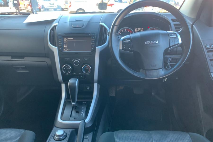 2017 Isuzu UTE D-MAX 4x4 LS-M Crew Cab Ute Dual cab Image 11