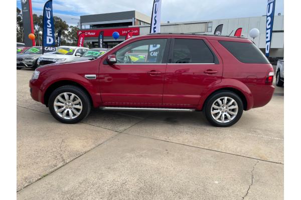 2009 Ford Territory SY MKII Ghia Wagon Image 4