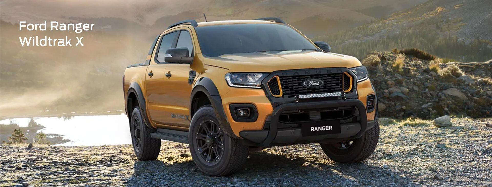 Ford Ranger Wildtrak X