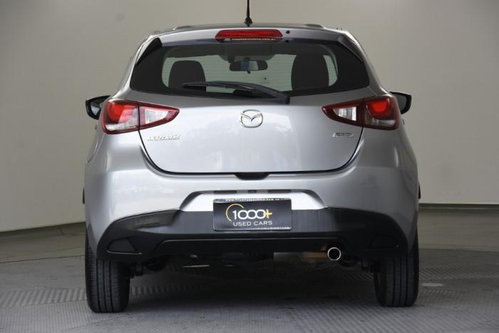 2014 MY15 Mazda 2 DJ2HA6 Genki Hatch