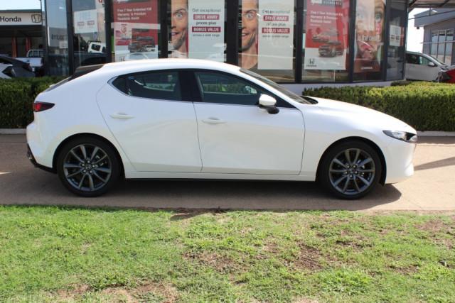 2020 MY19 Mazda 3 BP G25 Evolve Hatch Hatchback Image 5