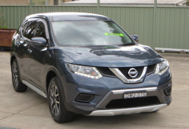Nissan X-Trail ST Black Edition 2wd XTRAIL2PASTNSS