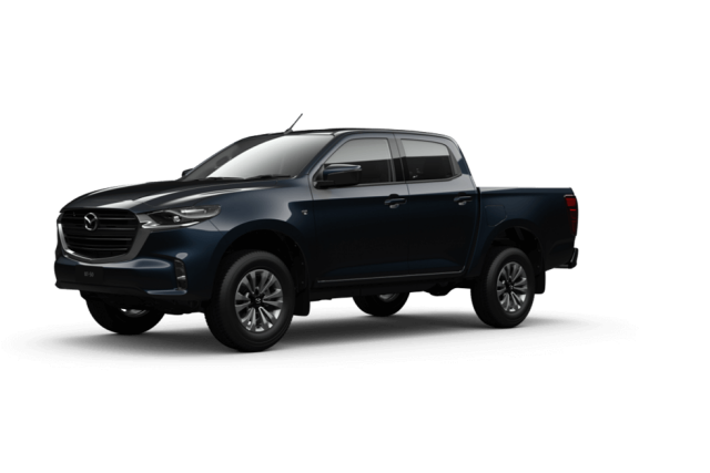 2020 MY21 Mazda BT-50 TF XT 4x4 Pickup Ute